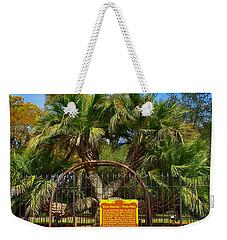 Rare Palm Tree Weekender Tote Bag