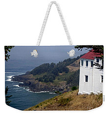 Raw Powerful Beauty Weekender Tote Bag by Fiona Kennard