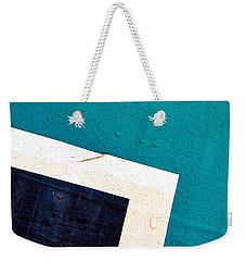 Raw Steel...transport Weekender Tote Bag