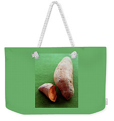 Raw Sweet Potatoes Weekender Tote Bag