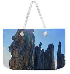 Rays Beyond Weekender Tote Bag