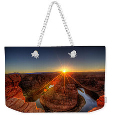 Rays Of Sunshine Weekender Tote Bag