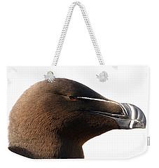 Razorbill Auk Weekender Tote Bag
