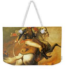 Re Classic Oil Painting General On Canvas#16-2-5-08 Weekender Tote Bag