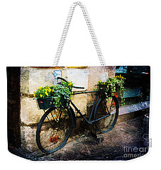Re-cycle Weekender Tote Bag