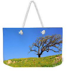 Weekender Tote Bag featuring the photograph Reach by Clayton Bruster