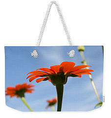 Reach For The Sky Weekender Tote Bag by Neal Eslinger