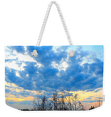 Reach Out And Touch The Sky Weekender Tote Bag