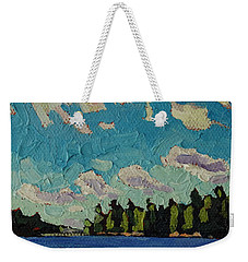 Reach To Grippen Weekender Tote Bag by Phil Chadwick