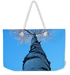 Reaching For The Light Weekender Tote Bag by Brian Boyle