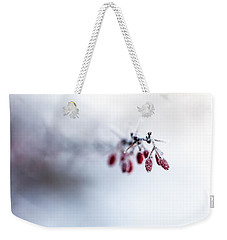 Reaching Out Weekender Tote Bag by Aaron Aldrich