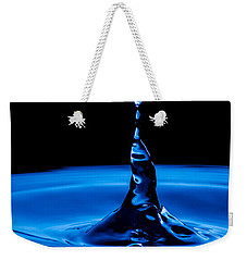 Weekender Tote Bag featuring the photograph Reaching Out by Steven Santamour