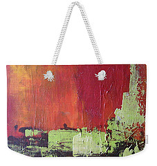 Reaching Up, Abstract  Weekender Tote Bag
