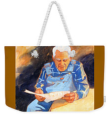 Reading Time Weekender Tote Bag