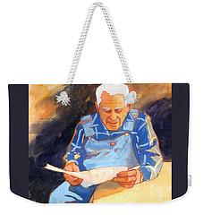 Reading Time Weekender Tote Bag