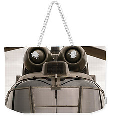 Ready For Action Weekender Tote Bag by Ray Warren