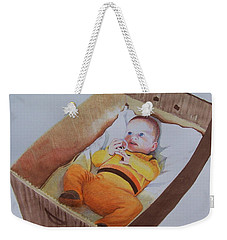 Ready For Shipping Weekender Tote Bag