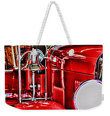 Ready For The Ring By Diana Sainz Weekender Tote Bag
