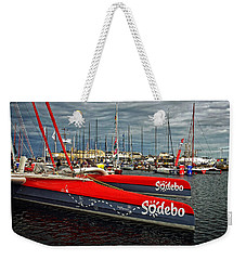 Ready To Race Weekender Tote Bag