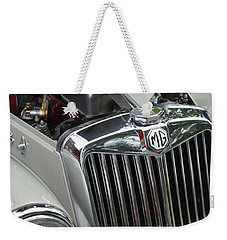 Real M G Weekender Tote Bag by John Schneider