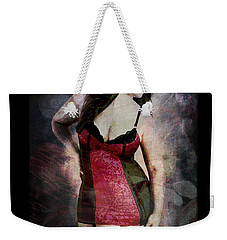 Real Woman Real Curves Weekender Tote Bag
