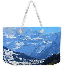 Realm Of Hope Weekender Tote Bag