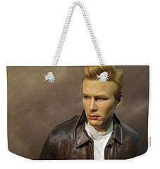 Rebel Without A Cause Weekender Tote Bag by David Dehner