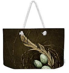 Rebirth Weekender Tote Bag by Amy Weiss