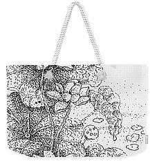 Rebirth Weekender Tote Bag