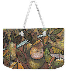 'recognized By It's Fruit' Weekender Tote Bag