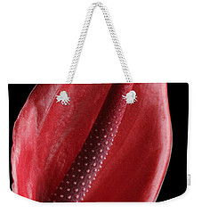 Red Anthurium #3 Weekender Tote Bag