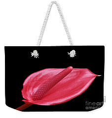 Red Anthurium Weekender Tote Bag