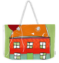 Red Balloon Weekender Tote Bag