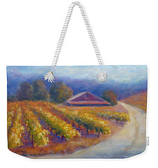 Red Barn Vineyard Weekender Tote Bag