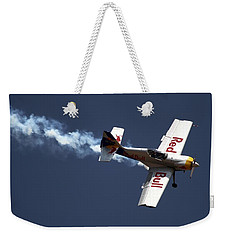 Red Bull - Aerobatic Flight Weekender Tote Bag