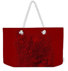 Red Cat Collection. Special... Weekender Tote Bag