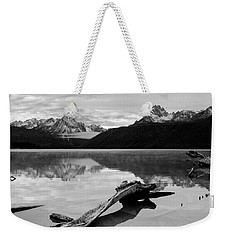 Red Fish Lake Idaho Weekender Tote Bag