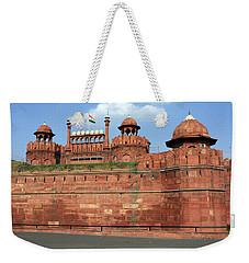 Red Fort New Delhi India Weekender Tote Bag