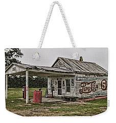 Red Lyon Country Store Weekender Tote Bag by Victor Montgomery