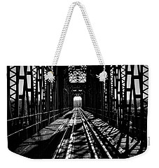 The Crossing Weekender Tote Bag