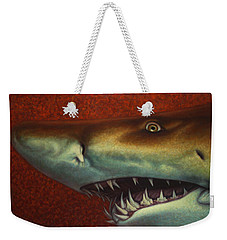 Red Sea Shark Weekender Tote Bag