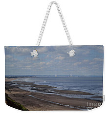 Redcar From A Distance Weekender Tote Bag