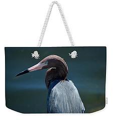 Reddish Egret 3 Weekender Tote Bag