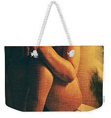 Redemption Weekender Tote Bag by Jessica Shelton