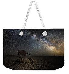 Redneck Planetarium Weekender Tote Bag