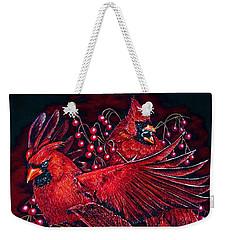 Reds Weekender Tote Bag