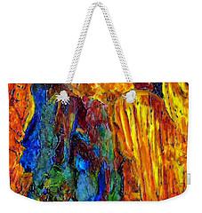 Reed Flute Cave Weekender Tote Bag