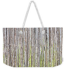 Reeds Background Weekender Tote Bag