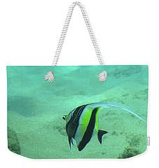 Reef Life Weekender Tote Bag