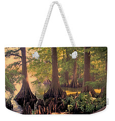 Reelfoot Lake At Sunset Weekender Tote Bag
